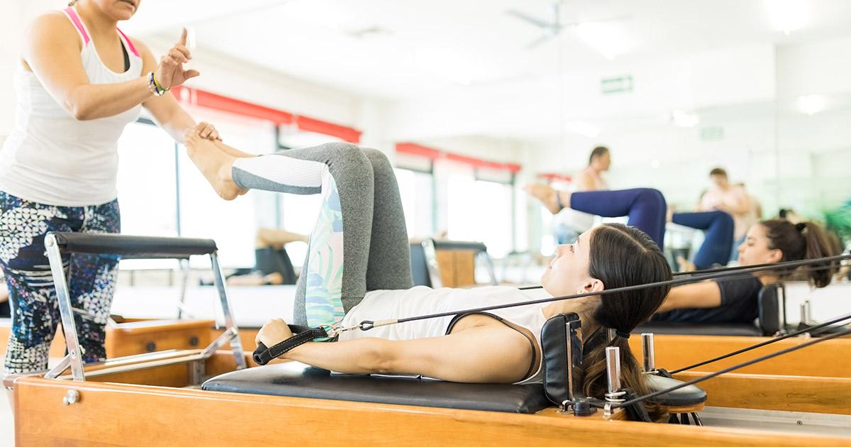 A Pilates life for me