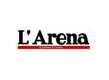 L arena logo