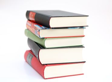 Book stack books education 51342
