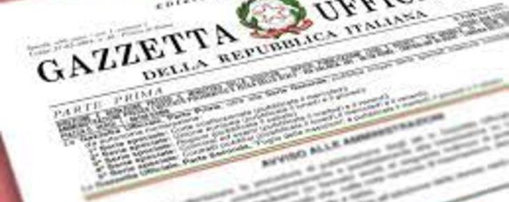 Informazioni ai sensi della Legge 106 del 23.07.2021