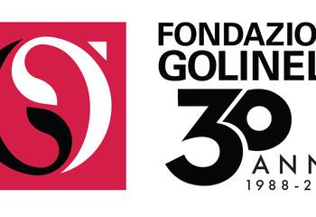 Logo trentennale fondazione golinelli