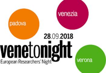 Logo notte dei ricercatori