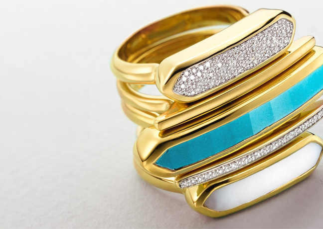Baja Diamond Rings