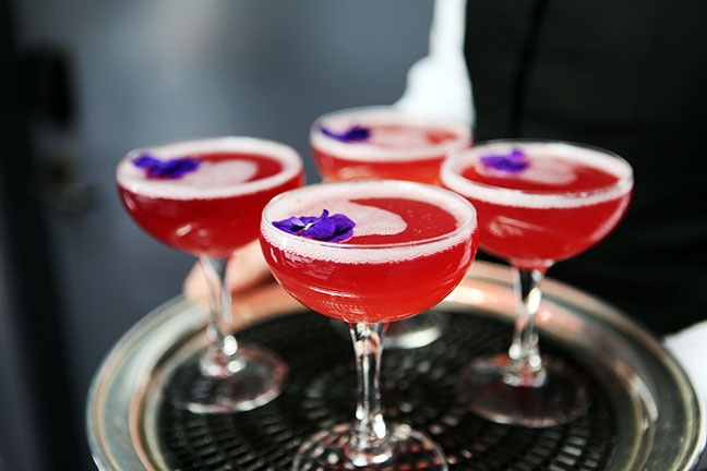 Ruby Cocktails