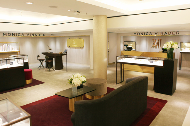 Monica Vinader Engraving Boutique