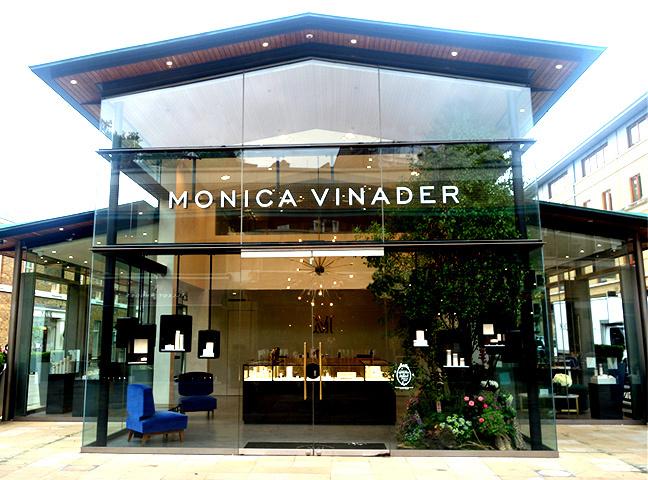 Monica Vinader Chelsea Boutique