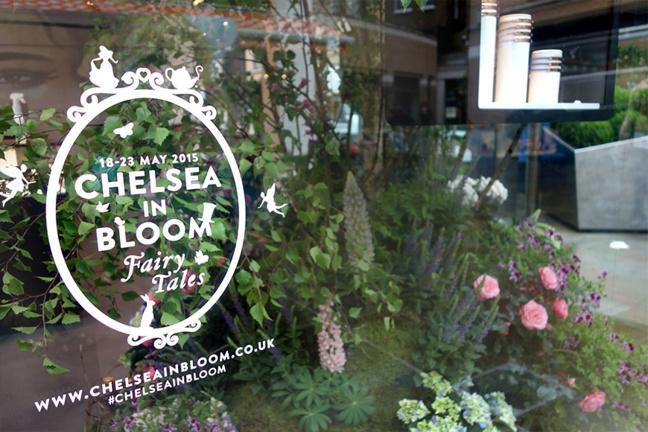 Monica Vinader for Chelsea in Bloom