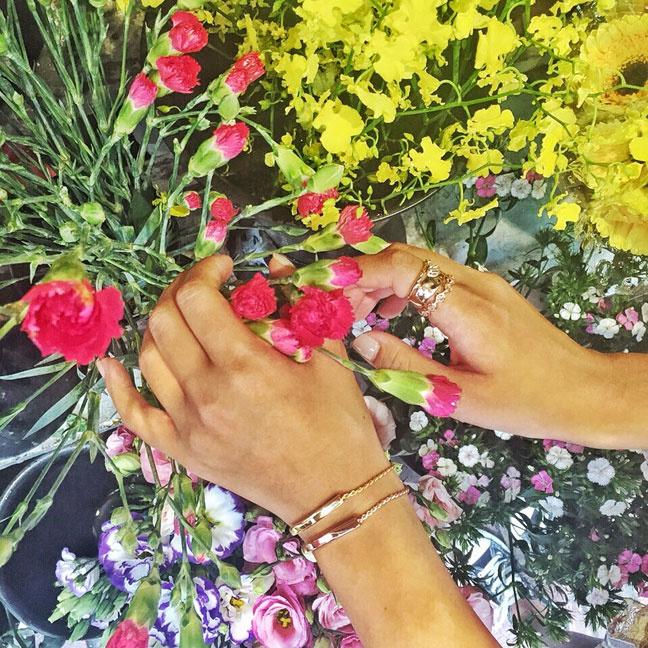 @christingc in Linear Friendship Bracelets