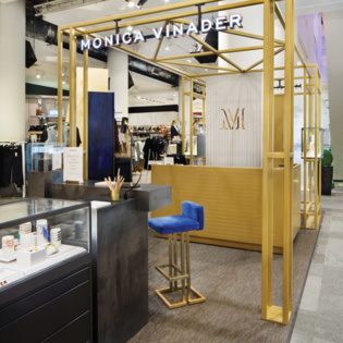 Monica Vinader at Selfridges