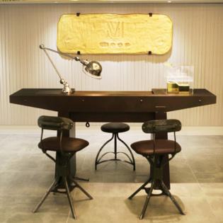 Monica Vinader Engraving Workshop