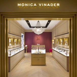 Monica Vinader Boutique, ifc mall