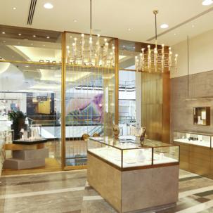 Monica Vinader Boutique, Dubai