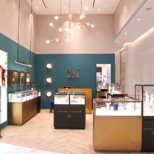 Monica Vinader Shinsegae Centum City Boutique - Now Open