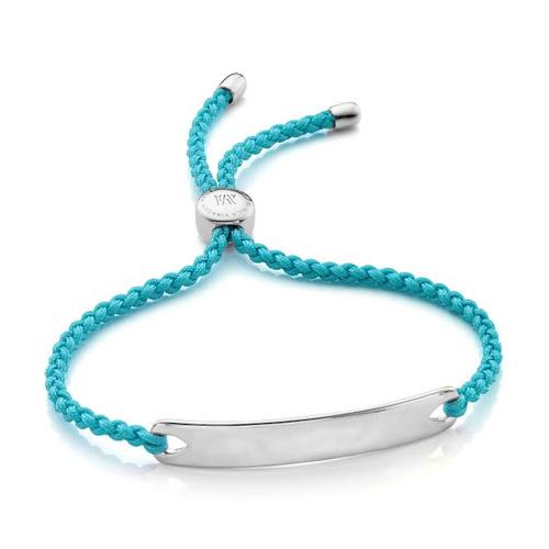 Havana Friendship Bracelet - Turquoise - Monica Vinader