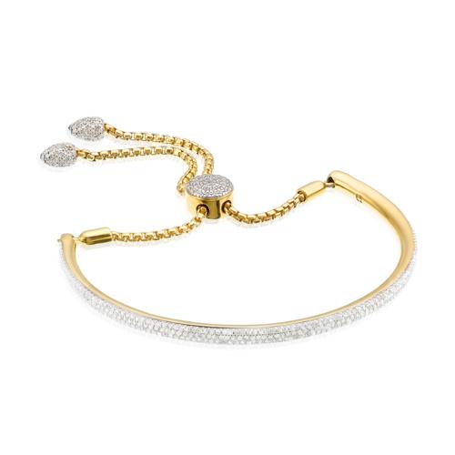Fiji Full Diamond Bracelet