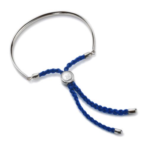 Fiji Friendship Bracelet - Royal Blue