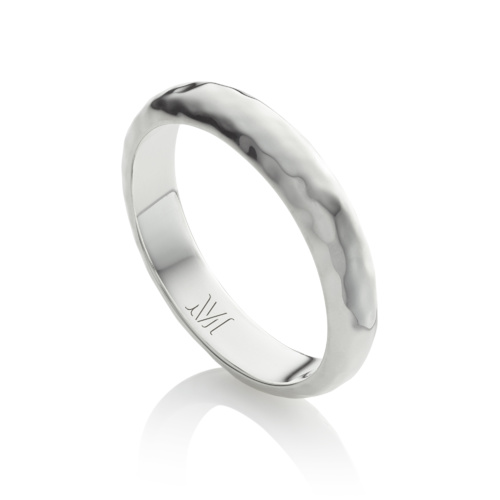 Alta Thin Ring - Monica Vinader