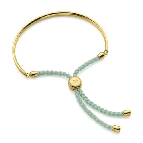 Gold Vermeil Fiji Friendship Bracelet