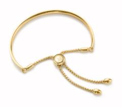 Gold Vermeil Fiji Chain Bracelet