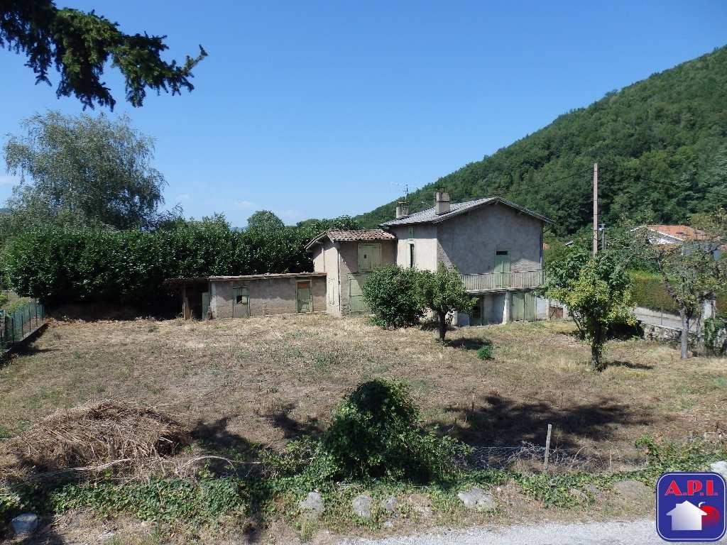 Vente Maison / Villa Saint-Paul-de-Jarrat 3 pièces 2 chambres 70 m²