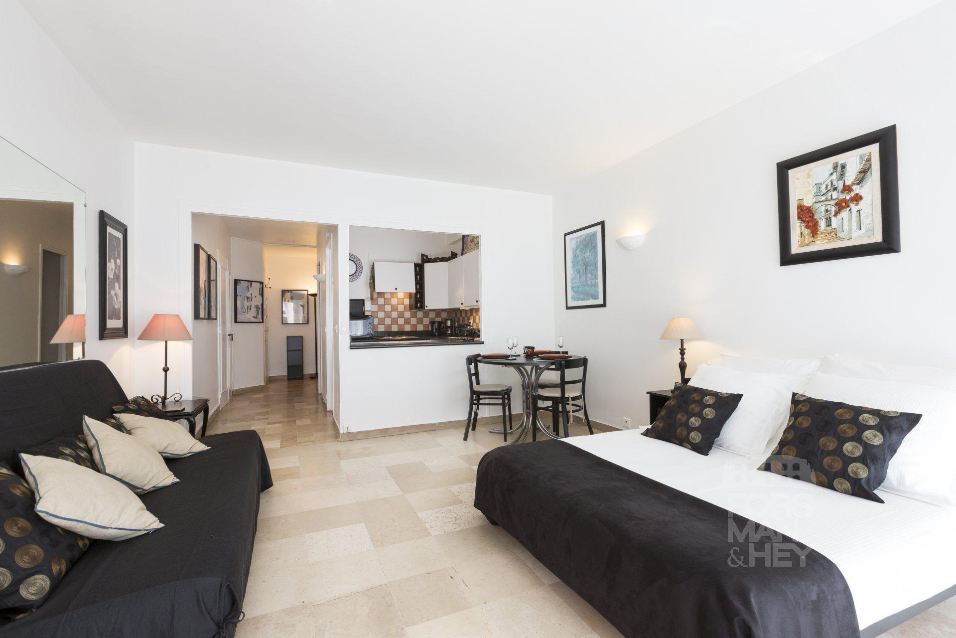 Vente Appartement Cannes - 1 pièce - 38 m²