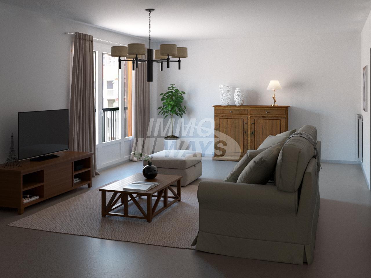 Location Appartement Perpignan - 3 pièces - 75 m²