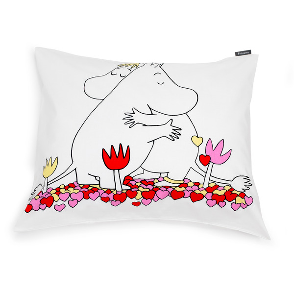 Moomin hug pillow cover