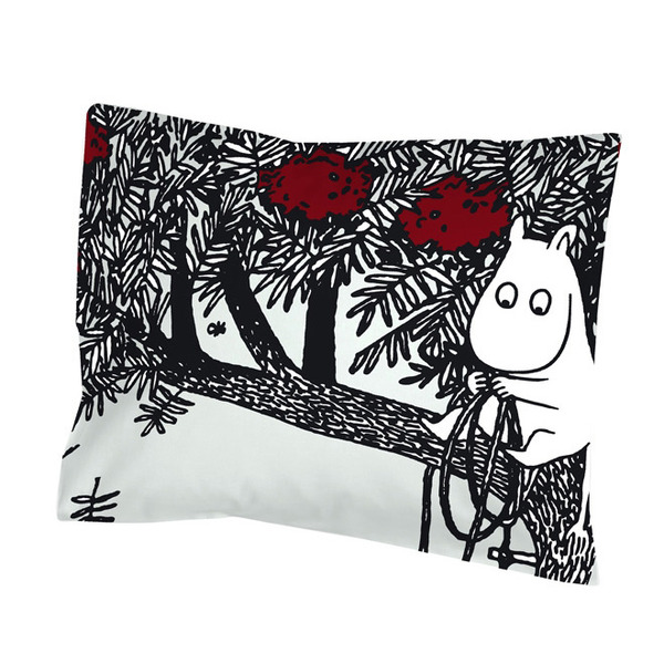 Moomin Journey pillow cover