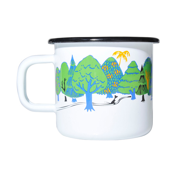 Moominvalley mug 3,7 dl