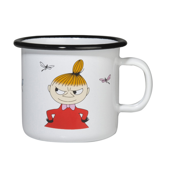 Little My Enamel Mug 2,5 dl