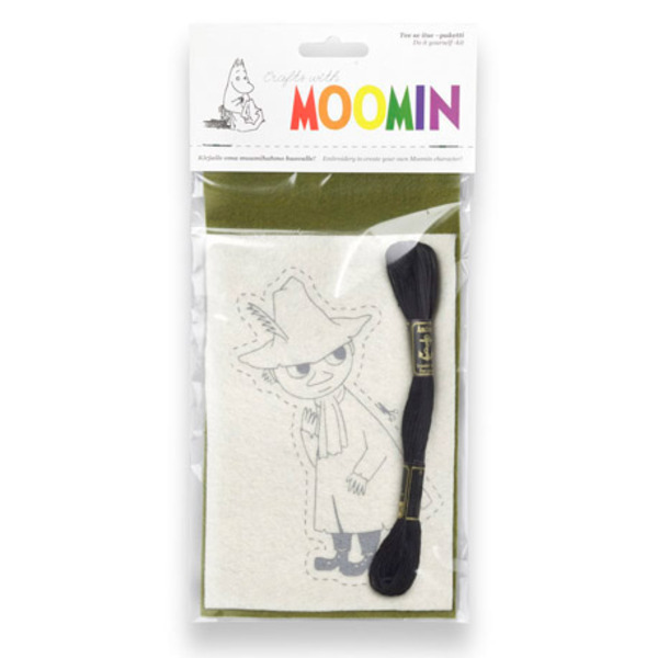 Embroidery kit Snufkin