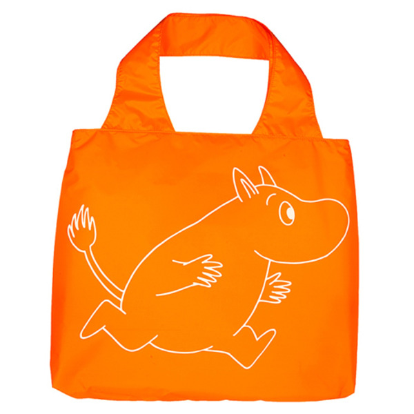 Eco carrybag Moomin orange