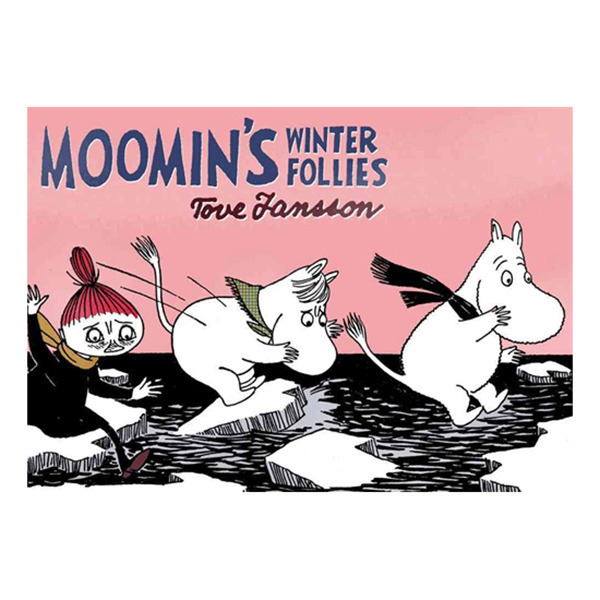 Moomin's Winter Follies (full-colour comic strips)