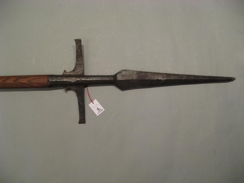 Boar Hunting Spear, Knebelspieß.jpg
