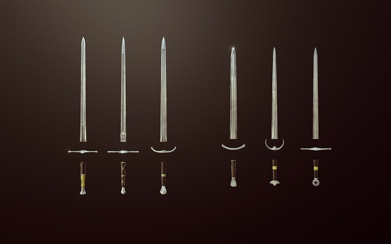 Weapon customization