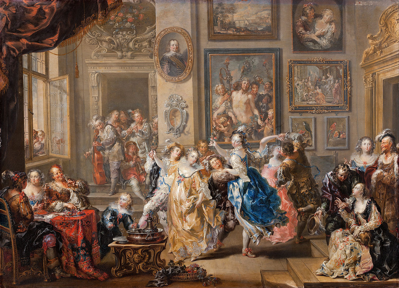 1280px-Johann_Georg_Platzer_-_Dancing_scene_with_palace_interior_-_Google_Art_Project.jpg