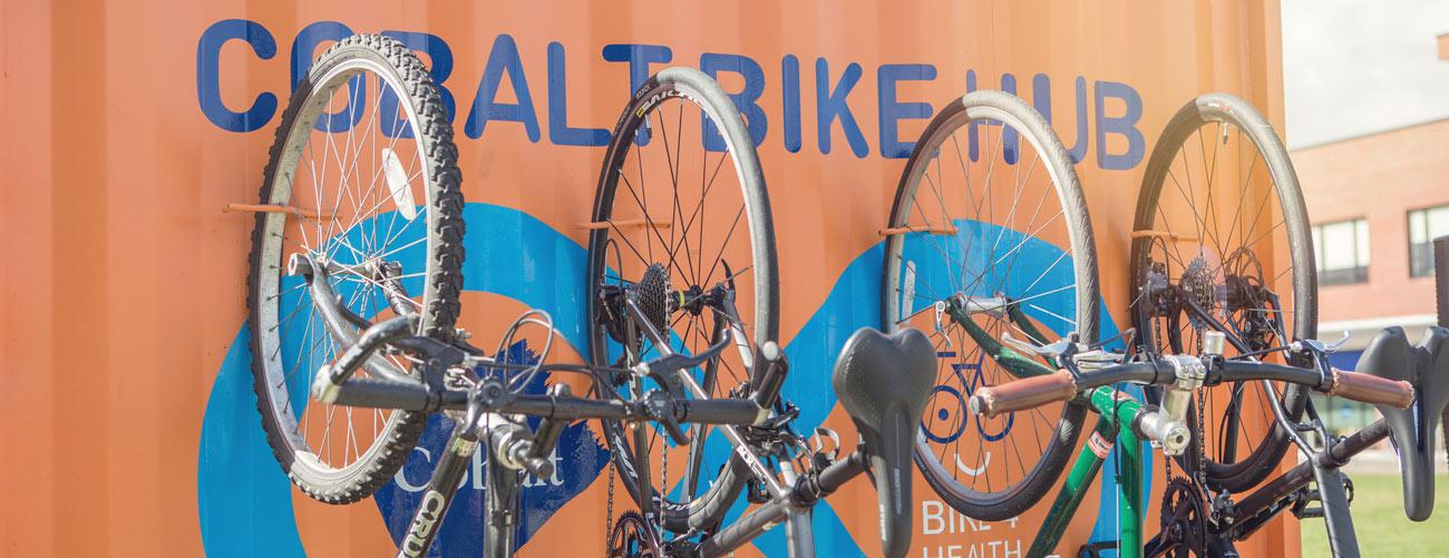 Cobalt Bike Hub