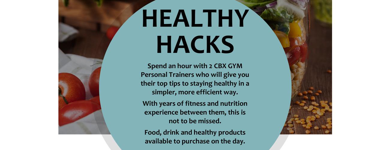 Healthy Hacks