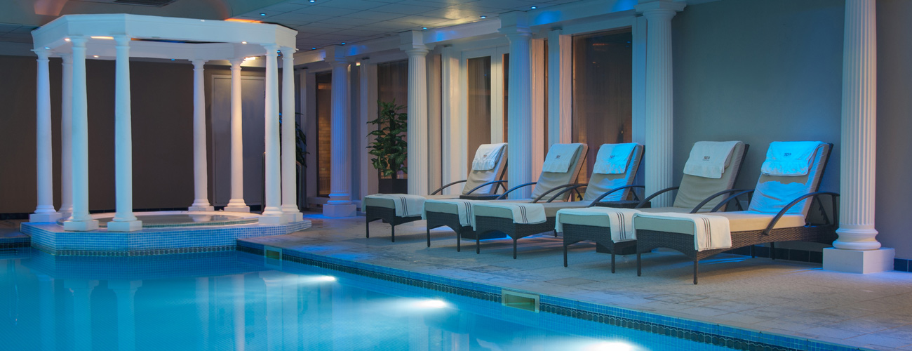 Spa days at Linden Hall from £36.00pp