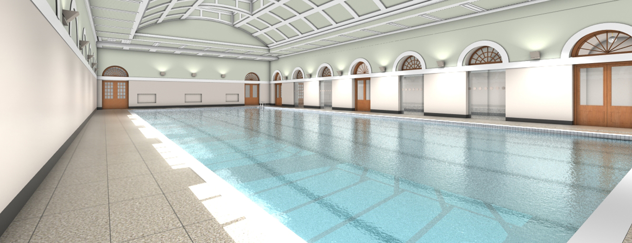 Newcastle City Baths