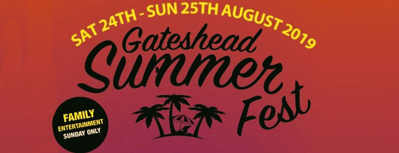 20% off Summer Festival tickets