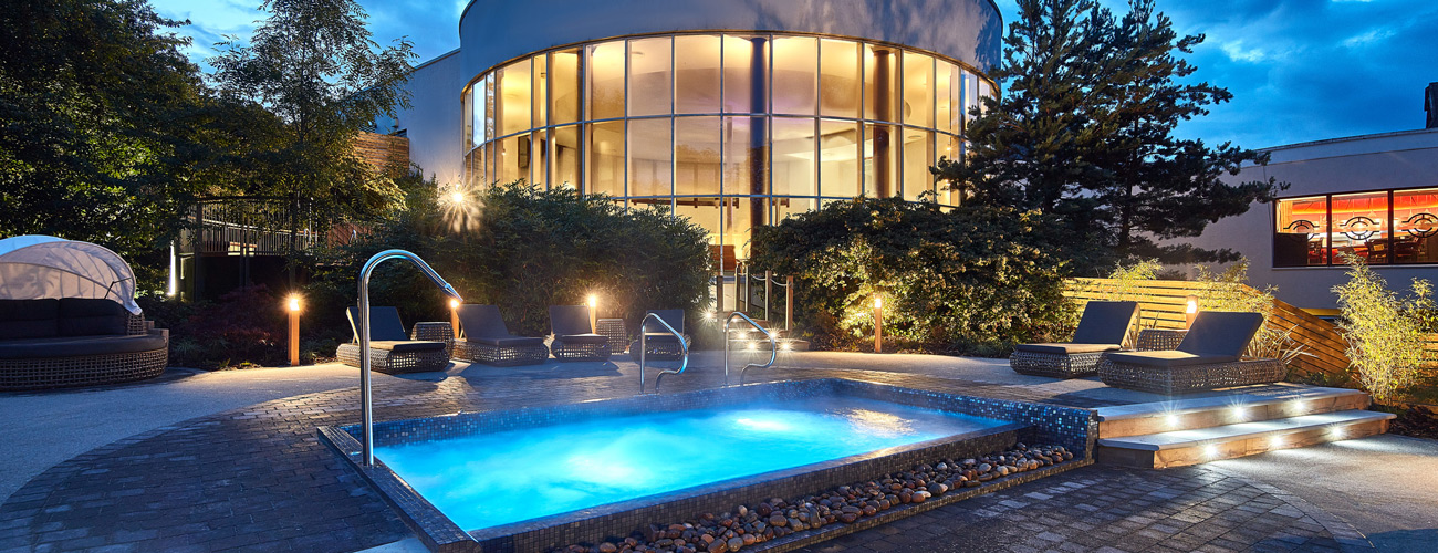 Spa days from £52pp