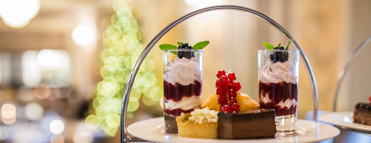 Afternoon Tea for £13.95pp