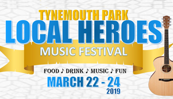Discounted Local Heroes Music Festival tickets