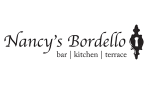 FREE pint or glass of wine with any main course @ Nancy's Bordello