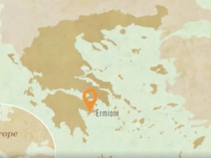 Ermioni, Peloponnese
