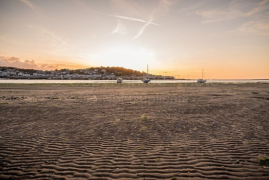 Ripple sand at Instow