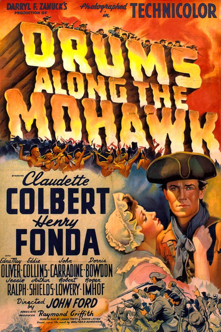 John Ford's movie Drums Along The Mohawk