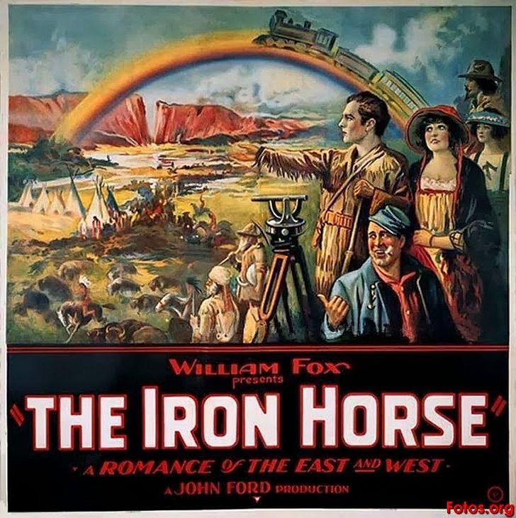 The Iron Horse - John Ford