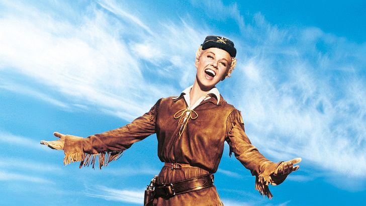 Doris Day as Calamity Jane